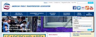 <center>American Public Transportation Association</center>